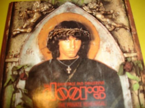 The Doors Backstage and Dangerous The Private Rehearsals on CD #thedoors #cd #album