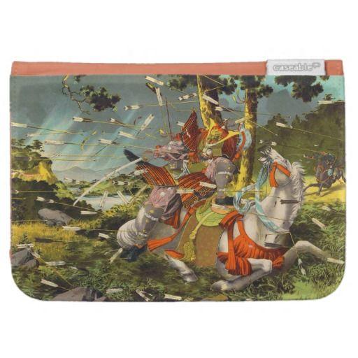 Nitta Yoshisada legendary samurai warrior battle Kindle 3G Covers