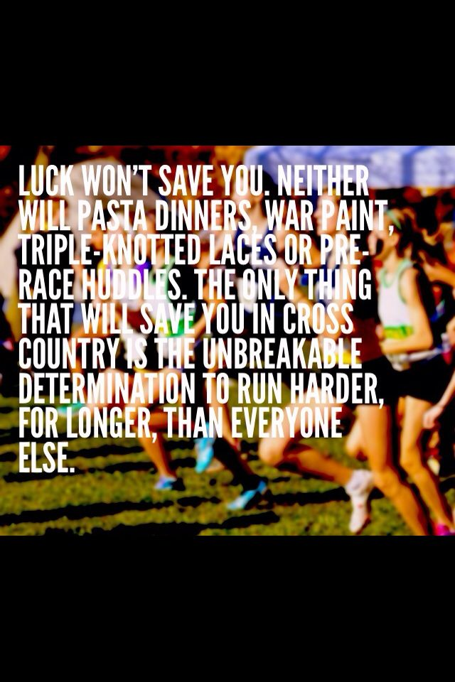 Cross Country quote