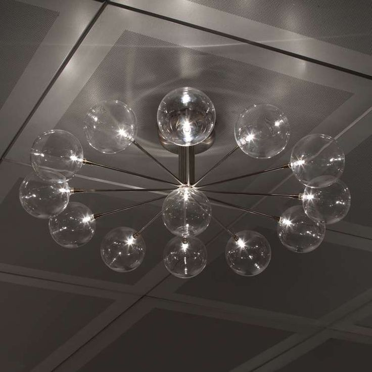 Cluster Wheel PL13 Ceiling Light