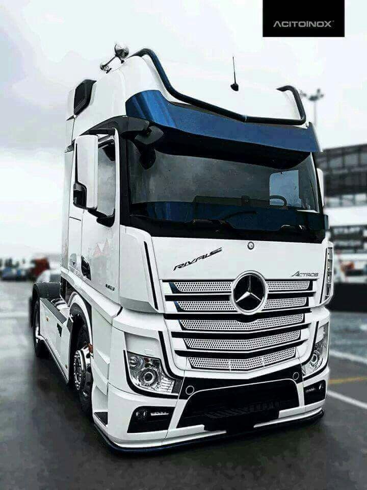 389 Best Mercedes Benz Lkw Images On Pinterest Mercedes