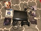 Sony PS3 Super Slim Console & 7 games (forgot Little big planet 2)  Price 101.0 USD 12 Bids. End Time: 2016-12-01 03:50:19 PDT