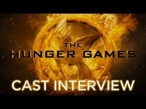 This is my interview with the cast of Hunger Games in ATL... now I'm dying to see the movie even more!