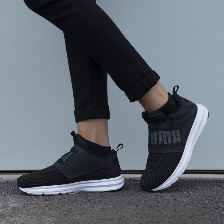 lana constructor Pence  Make a statement in comfort and style with the Puma Enzo trainers |  Sneakers, Trainers fashion, Sport shoes