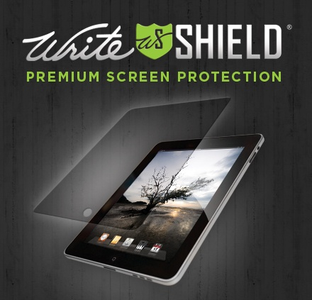 Click here to see a larger version of this Apple iPad Series Apple iPAD 2/3 WriteSHIELD® anti-GLARE 2-Pak image: Tech Apples, Apples Ipad, Ipad Series, Larger Version, Series Apples, Anti Glar 2 Pak, Apple Ipad, Favorite Tech, 2 Pak Image