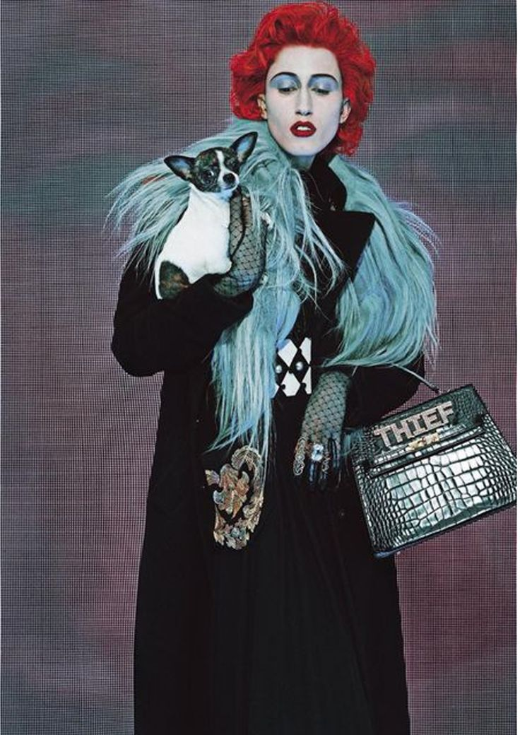 Vogue Italia   #Mawi #CriminalCollection #AW15 #Bag #VogueItalia