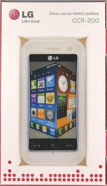 bit-electronix LG Silikon Case für Arena, Weiß: Category: Smartphone & Tablet Zubehör > Taschen & Schutzhüllen Item number:…%#Quickberater%