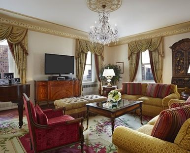 Waldorf Astoria® New York Hotel, NY - Cole Porter Suite | NY 10022