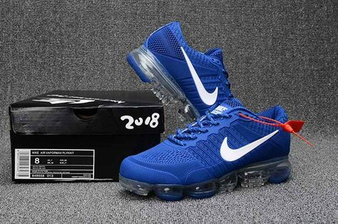 Nike Air Max 2018 Running Men Shoes Royal Blue White  6707ff3d3