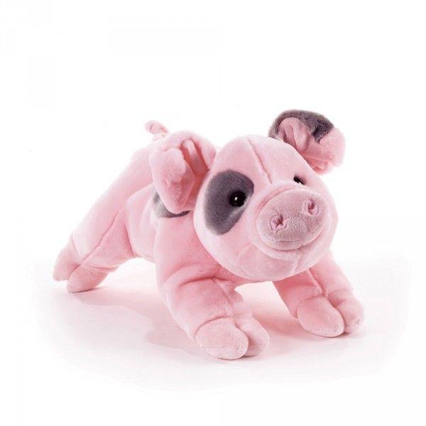Peluche cochon Maggy 45 cm