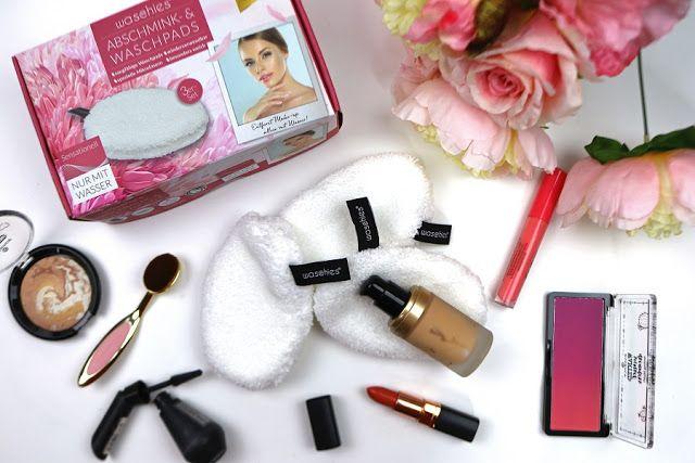 Waschies Abschmink Waschpads Hohle Der Lowen Beauty Blog Kosmetik
