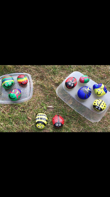 Bug stones