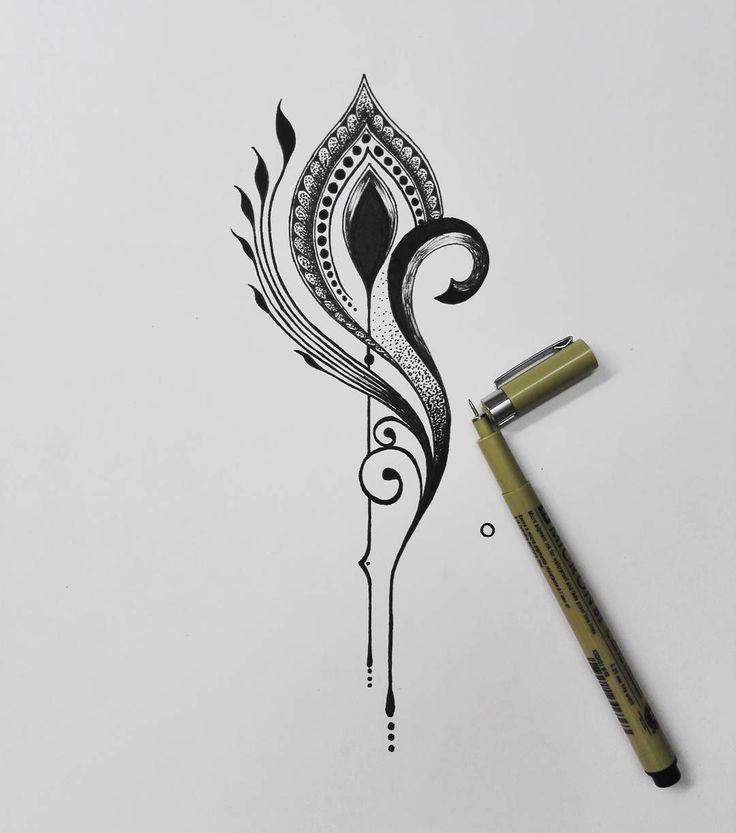 Best 11 Fishman Mandala Tattoo Design von Benz.Tatt …