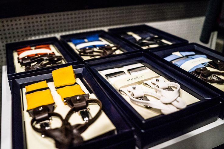Suspenders for stylish men. Photo (c) Risto Kantola