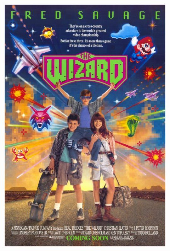 THE WIZARD Movie POSTER ...