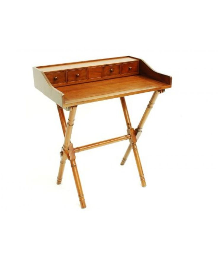 Let Your Office Look Spacious By Adding A St Andrews Mahogany Writing Desk To It