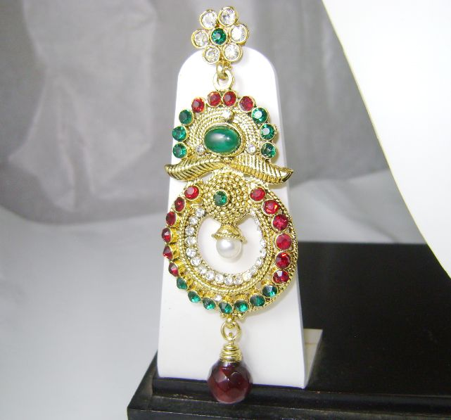 Buy PARTY WEAR DANGLER EARRINGS at Rs. 345 only..visit here- http://shwetajewelry.com/product/party-wear-dangler-earrings/