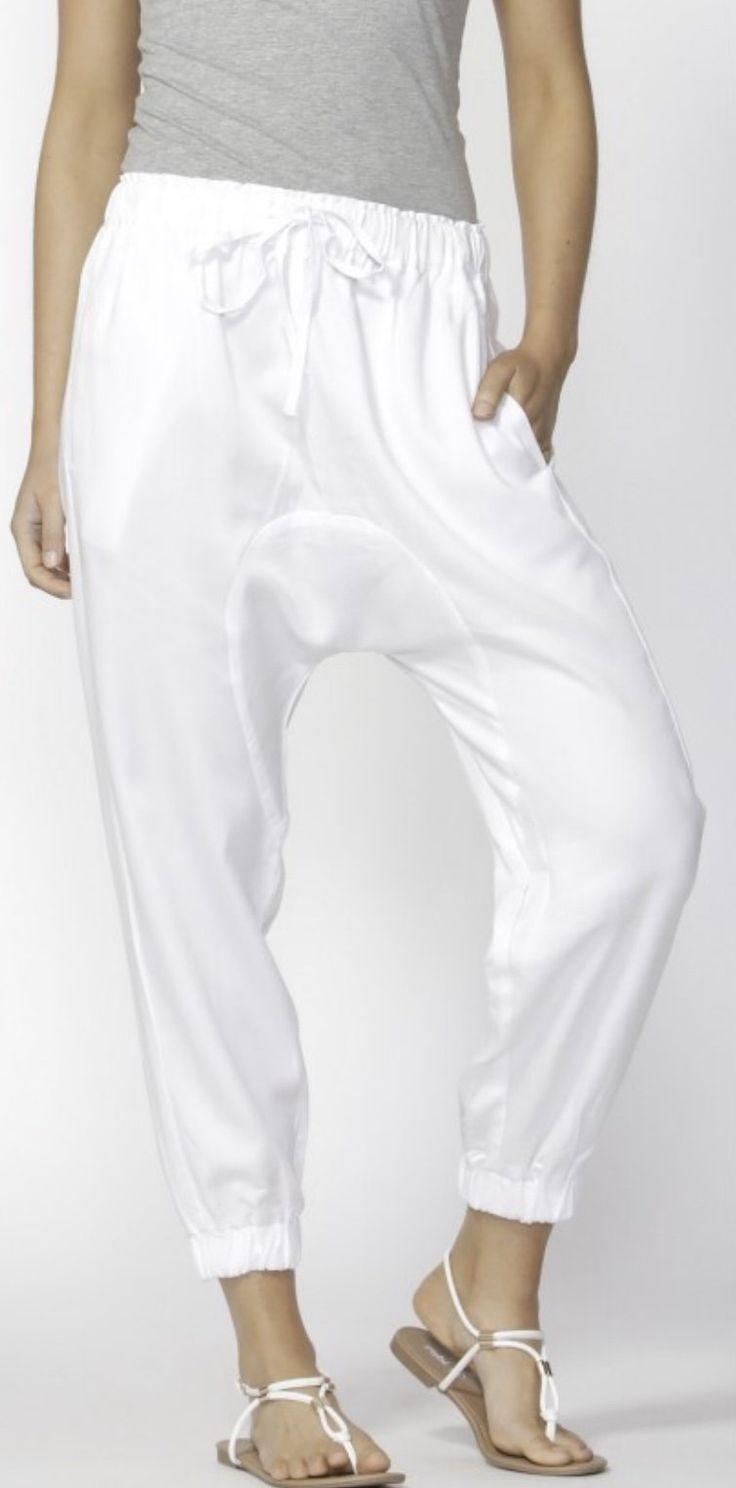 Sass - Cayman Drop Crotch Pants