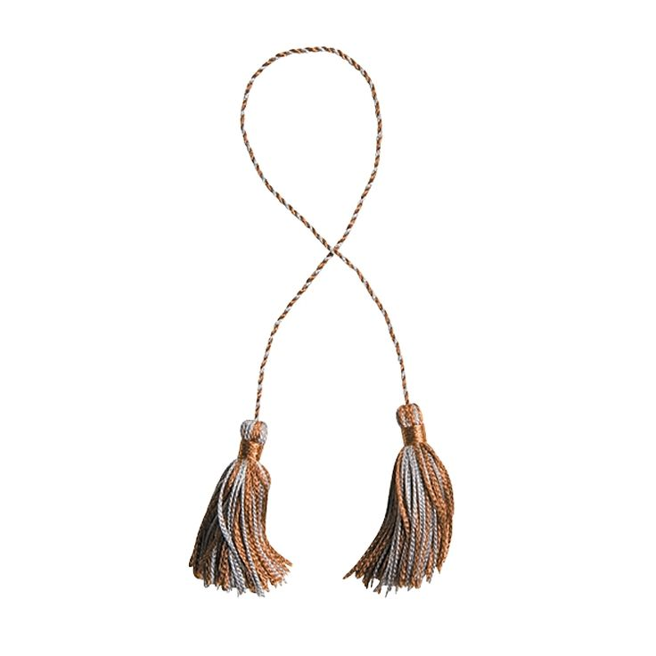 """Tassels are a great finishing touch for any occasion! All of the cords are 14"""" long and come with matching colour tassels."""