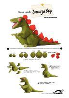 30 Plasticine and Salt-Dough Models | krokotak