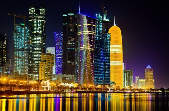 blogdetravel: Doha, exotism la superlativ