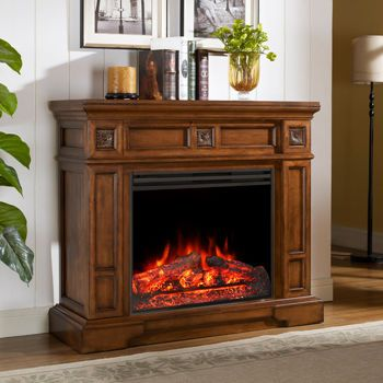 Costco Sheridan Electric Fireplace By Muskoka Home