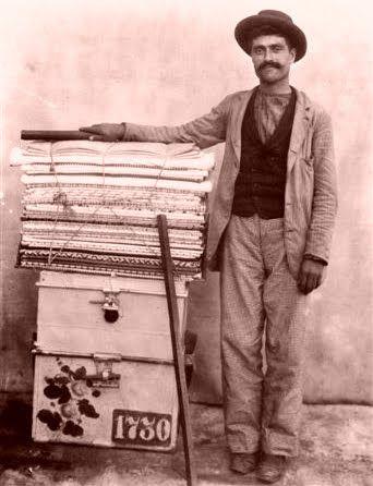 Mascate. Rio de Janeiro, 1895. Foto de Marc Ferrez.