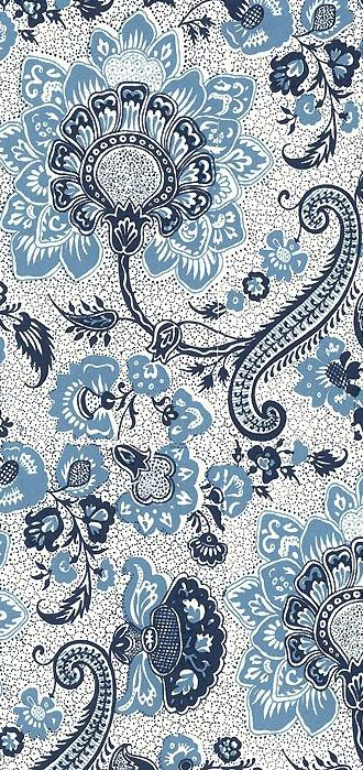 Jacobean patterned crafting paper for Christmas projects, made in Italy