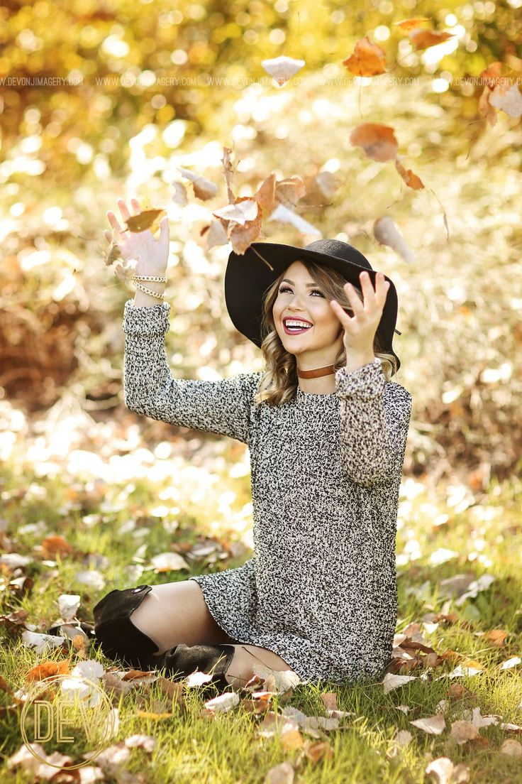 Outdoor Portrait Of A: The 25+ Best Fall Senior Pictures Ideas On Pinterest
