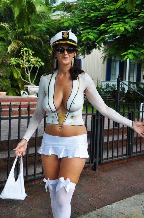 Key West Bar Body Paint