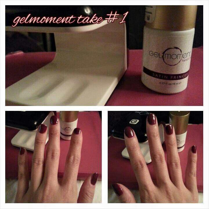 GelMoment - Satin Princess