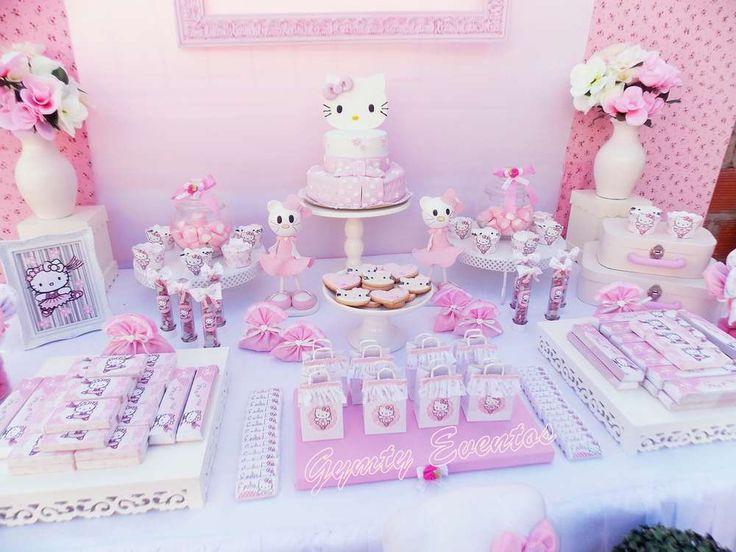 253 best Hello Kitty Party Ideas images on Pinterest Hello kitty