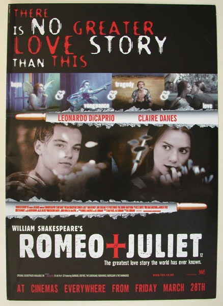 successful baz luhrmann s appropriation romeo and juliet c Baz luhrmann's film, romeo and juliet, is very successful as an appropriation of the original play by shakespeare transforming the pre-16th century play into a contemporary popular culture film was done creatively by keeping the same values and language, but changing the context.