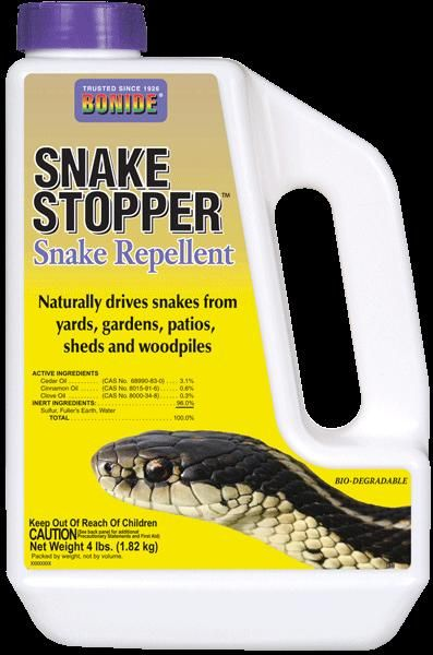 Gardening, Snake Stopper Snake Repellent Naturally Drives Snake From Yards Garden Patios Sheds And Woodpiles And How To Keep Snake Away From Yard With The Simple And Easy Way For You ~ The Easy Ways How To Keep Snakes Away From Yard