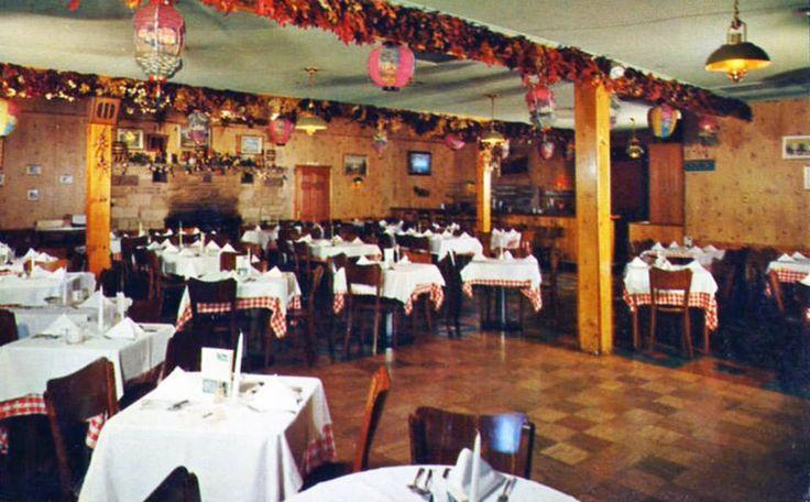 Blue swan inn w passaic st vintage restaurant home