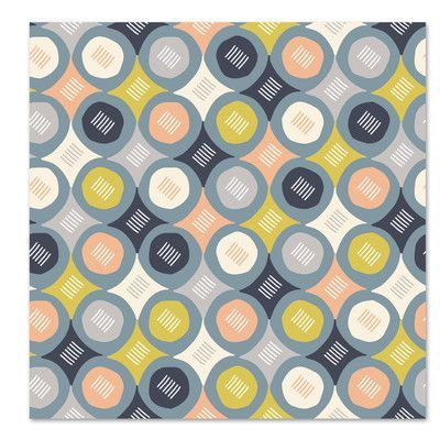 Americanflat 'Prismatic 2' by Beth Schneider Graphic Art Size: 1