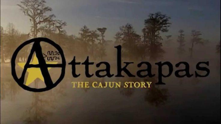 "Zachary Richard:   Attakapas -""The Cajun Story"""