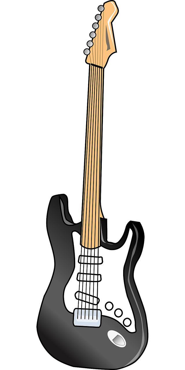 Guitar Electric Music Musical transparent image