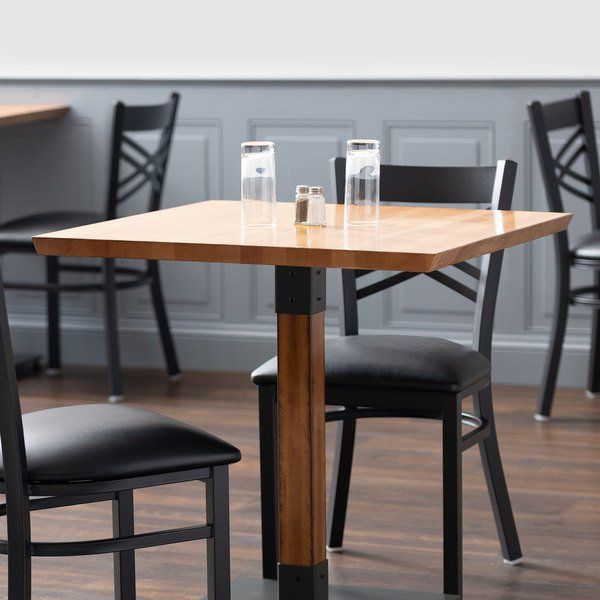 Lancaster Table Seating 30 X 30 Solid Wood Live Edge Table Top With Antique Natural Finish Live Edge Table Tops Live Edge Wood Live Edge Table