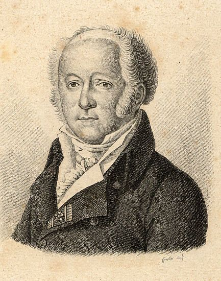 Portrait de Corvisart
