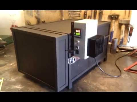Heat treating oven - YouTube | Heat treating