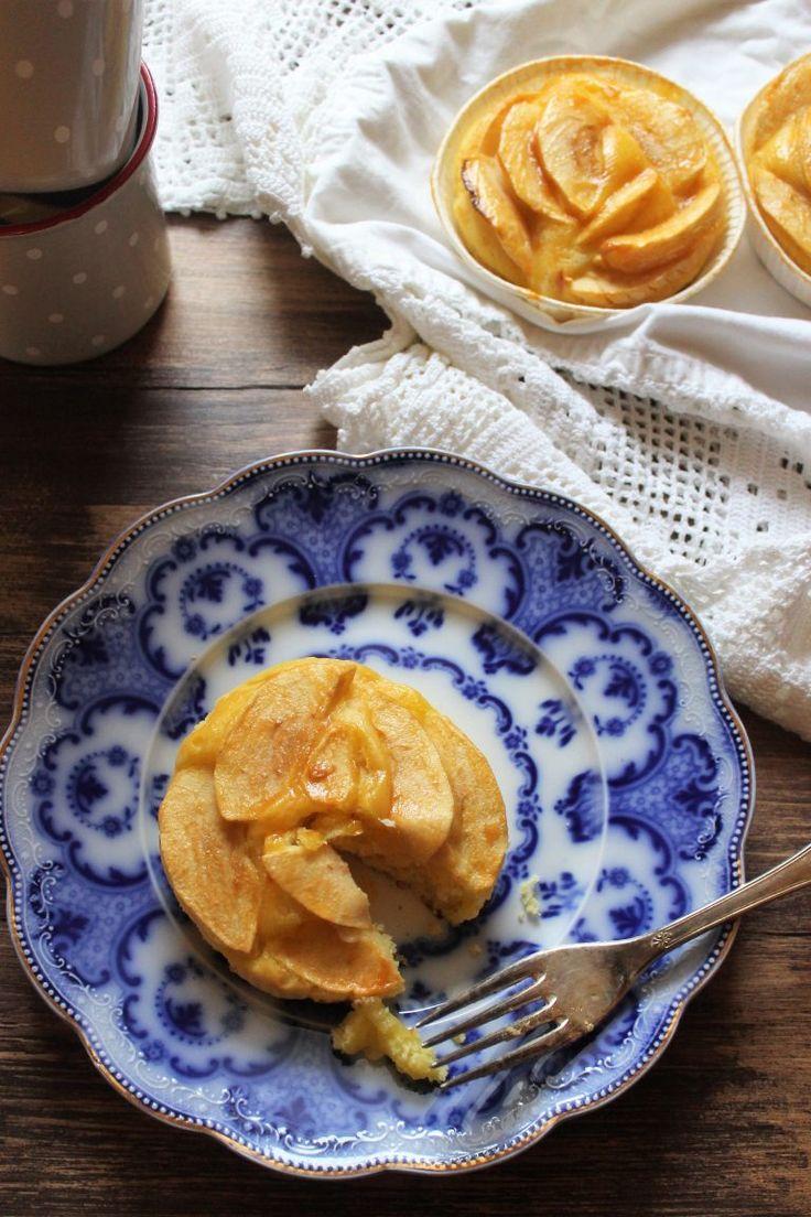Tortine di mele e ricotta senza glutine. | | Elisa in the kitchen