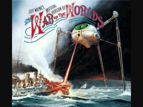 ▶ Jeff Wayne - War Of The Worlds (part2) 1978 - YouTube