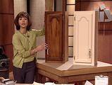 Bathroom Cabinet Refinish