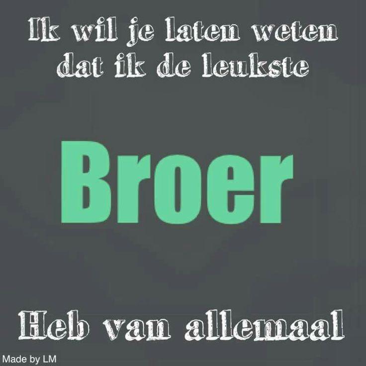 Citaten Broer En Zus : Beste ideeën over broer zus citaten op pinterest
