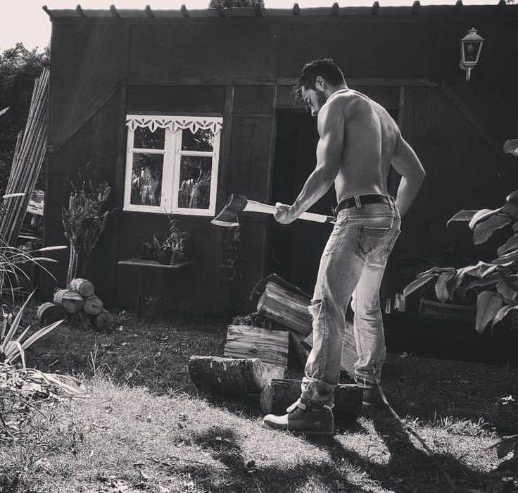 Wood chopping