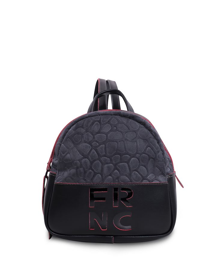 FRNC medium backpack for Ultimate Urban Walks... Grey