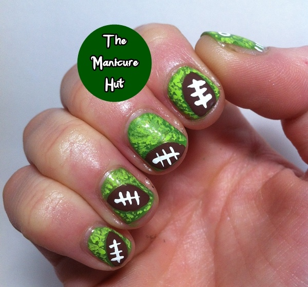 San Diego Chargers Fantasy Football Names: The Best Football Themed Nail Art
