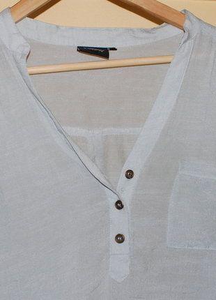 Kupuj mé předměty na #vinted http://www.vinted.cz/damske-obleceni/tuniky/15743769-halenkatunika-s-knoflikovou-legou-pastelove-mentolova-barva