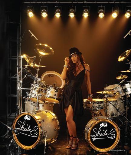 sheila e    LA EVENTS: FREE Sheila E. Show At Baldwin Hills Plaza!   Black Is